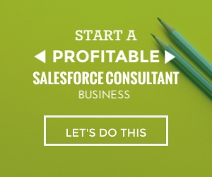 Start a Profitable Salesforce Consulting Business